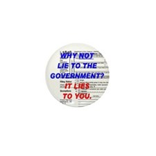 Cute Anti irs Mini Button (100 pack)