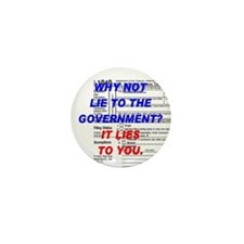 Cool Anti irs Mini Button