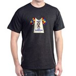 Walk 4 Autism Dark T-Shirt