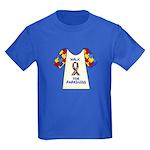 Walk 4 Autism Kids Dark T-Shirt