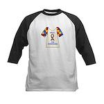 Walk 4 Autism Kids Baseball Jersey