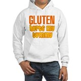 Gluten Hurts My Tummy Jumper Hoody