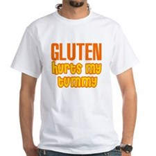Gluten Hurts My Tummy Shirt
