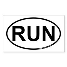 Run Rectangle Decal