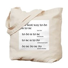 Wisdom of the Ages Tote Bag