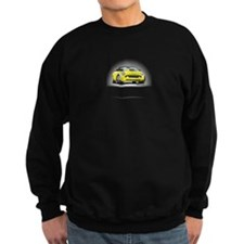 2002 05 Ford Thunderbird yellow Sweatshirt