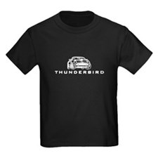 02 05 Ford Thunderbird Outline T