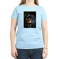 Cute Black and tan cavalier king charles T-Shirt