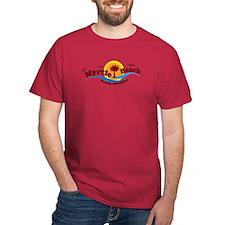 Myrtle Beach SC - Waves Design T-Shirt