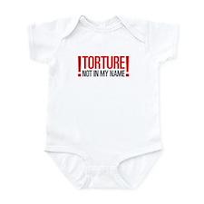 Torture Infant Bodysuit