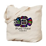 Pura Vida Fish Tote Bag