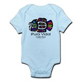 Pura Vida Fish Infant Bodysuit