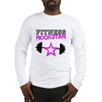 Fitness rockstar Long Sleeve T-Shirt