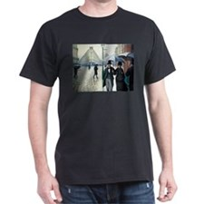 Paris Street, Rainy Day T-Shirt