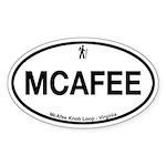 McAfee Knob Loop
