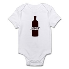 L'chaim Infant Bodysuit