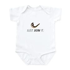 Just Jew It Infant Bodysuit