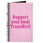 Support Your Local TransGirl Journal