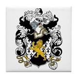 Grafton Coat of Arms Tile Coaster