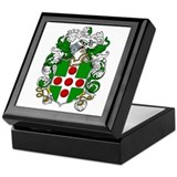 Greenville Coat of Arms Keepsake Box