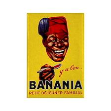 Banania Petit Dejeuner Magnet