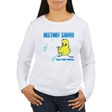 Instant Swim Chick T-Shirt