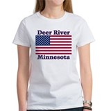 Deer River US Flag Tee
