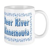 Deer River Minnesnowta Mug