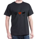 Peace, Love Maine T-Shirt