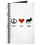 Peace, Love Maine Journal