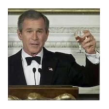 TOAST George W. Bush