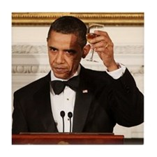 TOAST Barack Obama