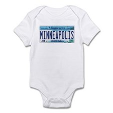 Minneapolis License Infant Bodysuit