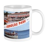 1958 Views of Arnolds Park Mug