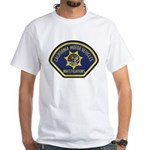 California DMV Investigator White T-Shirt