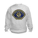 California DMV Investigator Kids Sweatshirt