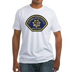 California DMV Investigator Fitted T-Shirt