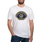California DMV Investigator Fitted T-Shirt