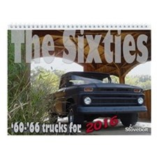1960 - 1966 Stovebolts 12-Month Calendar