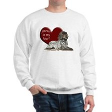 WPG heart Sweatshirt