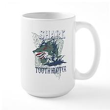SHARK TOOTH HUNTER Mug