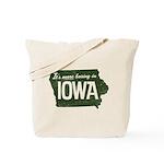 Iowa Boring Tote Bag