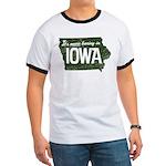 Iowa Boring Ringer T