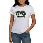 Iowa Boring Women's T-Shirt