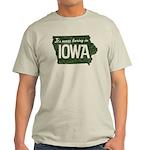Iowa Boring Light T-Shirt