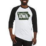 Iowa Boring Baseball Jersey