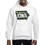Iowa Boring Hooded Sweatshirt