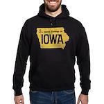 Iowa Boring Hoodie (dark)