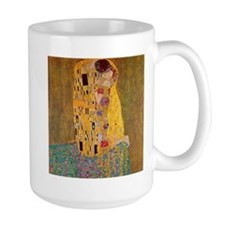 The Kiss by Klimt Mug