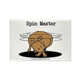 Spin Master Rectangle Magnet (100 pack)